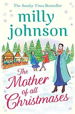 The Mother of All Christmases by Johnson, Milly Book The Cheap Fast Free Post