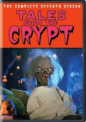 TALES FROM THE CRYPT COMPLETE SEVENTH SEASON 7 Sealed New 3 DVD Set