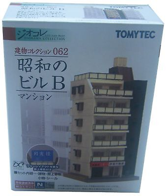 Tomytec 225737 House with Property Apartment