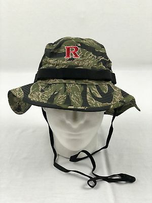 NEW Nike Rutgers Scarlet Knights - Camo Bucket Hat (Multiple Sizes)