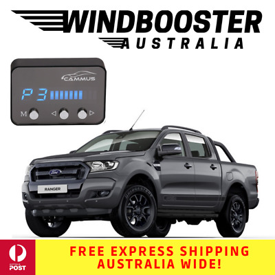 Windbooster 7-Mode Throttle Controller to suit Ford Ranger PX2 2015-2018