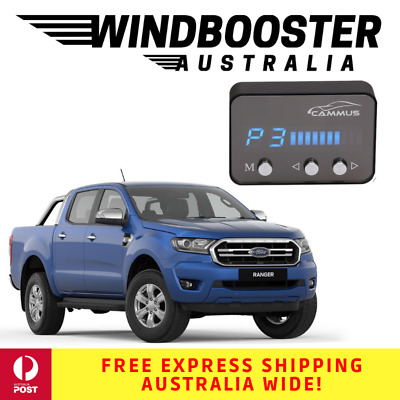 Windbooster 7-Mode Throttle Controller to suit Ford Ranger PX3 2018 Onwards