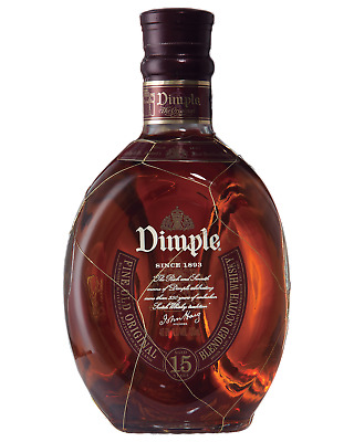 Dimple 15 Year Old Scotch Whisky 700mL bottle