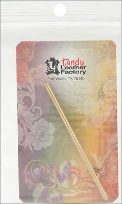 Tandy Leather Factory Perma Lok Lacing Needle-For .094-inch and .125-inch Lac...