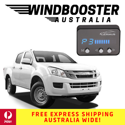 Windbooster 7-Mode Throttle Controller to suit Isuzu DMAX 2007-2011