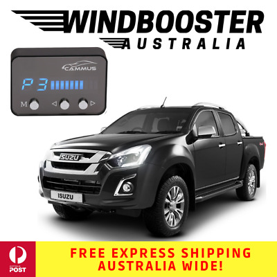 Windbooster 7-Mode Throttle Controller to suit Isuzu DMAX 2012 Onwards