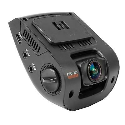 """Rexing V1 Car Dash Cam 2.4"""" LCD FHD 1080p Wide Angle Dashboard Camera Recorder"""