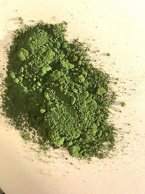5 Pounds - Chrome Oxide Green Colorant and Pigment Powder