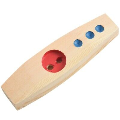 Wooden kazoo Musical Instruments Party Favors (Wooden-01) I3B6 M3C9