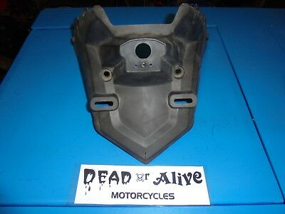 SYM JET 4  125cc,  REAR MUDGUARD NUMBER PLATE HOLDER