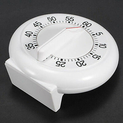 60 Minutes Kitchen Timer Cooking Ring-Mechanical Counter WIND-UP Alarm Clock