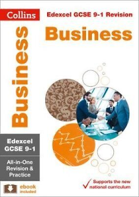 Edexcel Business All-in-One Revision and Practice (Collins GCSE 9-1 Revision)...