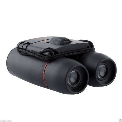 30 x 60 zoom Mini Compact Binoculars Telescopes Day and Night Vision J7Y2