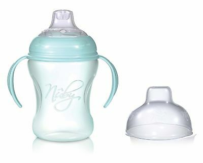 Nuby Natural Touch NT69002 Training Cup Polypropylene 240 ml for Ages 6 Month...
