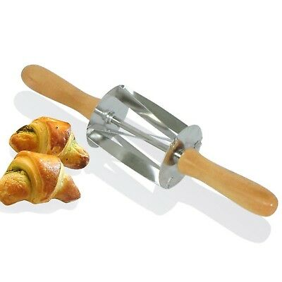 Louis Tellier N3728 Mini Croissant Rolling Pin