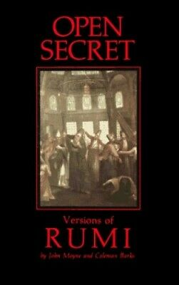 Open Secret: Versions of Rumi by Rumi, Jelaluddin Paperback Book The Cheap Fast