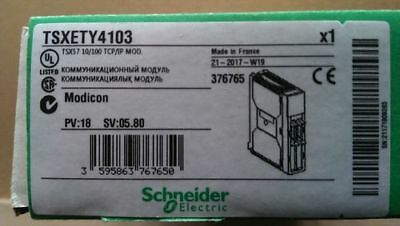 SCHNEIDER ELECTRIC TSXETY4103 Ethernet TCP/IP-Module 10/100 MBit/s