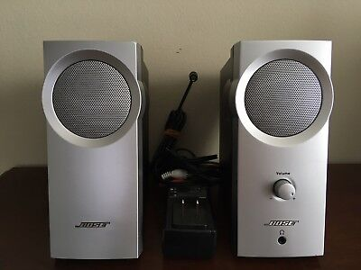 Bose Companion 2 Series I Computer Speakers