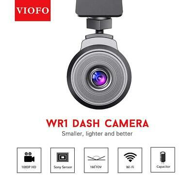Viofo WR1 Car Dash Camera Full HD 1080P Video Record Sony Sensor