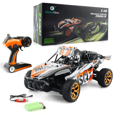 4WD Off-road RC Cars Electronic 2.4G Remote Control Monster Truck Starters Plays
