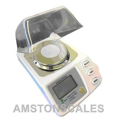 50 x 0.001 GRAM 1 MG DIGITAL SCALE BALANCE LAB ANALYTICAL PRECISION LABORATORY Z