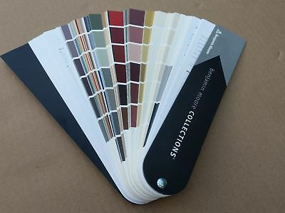 - Benjamin Moore Paint Color - - Color COLLECTIONS - Fan Deck - Sealed -