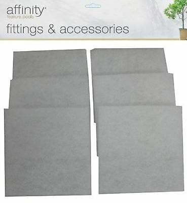 Blagdon Affinity Window Cleaning Pads (Pack of 6)