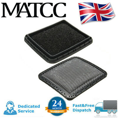 2 x Washable Padded Filters for Gtech AR01 AR02 DM001 AirRam Vacuum Hoover new