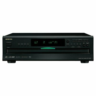 NEW Onkyo DX-C390 6 Disc Carousel CD Player