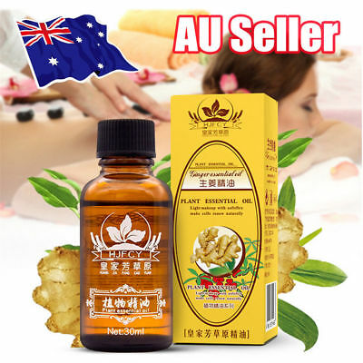 AU New arrival Plant Therapy Lymphatic Drainage Ginger Oil 100% Natural JO
