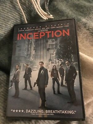 Inception DVD