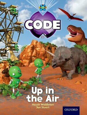 Project X Code: Forbidden Valley Up in the Air by Joyce, Marilyn Book The Cheap