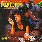 Pulp Fiction [PA] by Various Artists (CD, Sep-1994, MCA)
