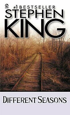 Different Seasons (Signet) by King, Stephen Paperback Book The Cheap Fast Free