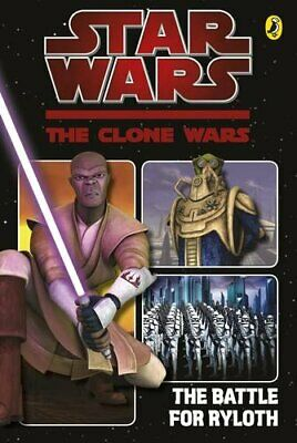 Clone Wars Battle for Ryloth: the Graphic Novel (Star Wars the Clon... Paperback