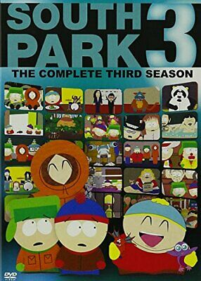 TV Series - South Park: Complete Third Season - DVD  L2VG The Cheap Fast Free