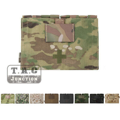 Emerson Tactical LBT-9022B-T Modular MOLLE Medical Blow-Out Kit Pouch with Strap