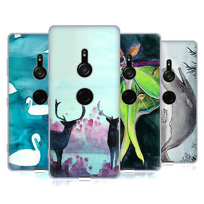 Official Mai Autumn Animals Soft Gel Case For Sony Phones 1