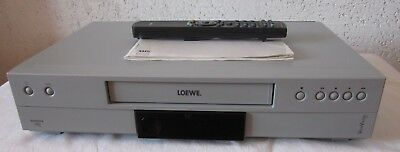 Loewe ViewVision 5106H VHS-Videorecorder mit Fernbed. / Stereo / Longplay