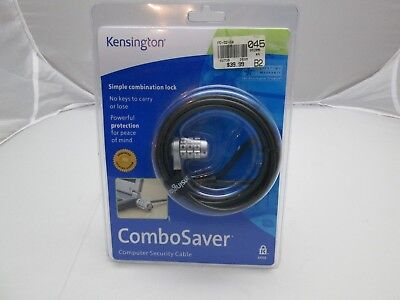 BRAND NEW Kensington ComboSaver 64050 Laptop Notebook Computer Lock & Cable