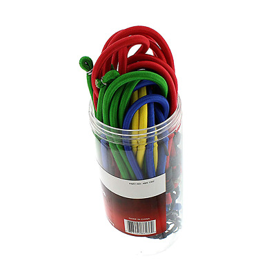 Bungee Cord Set Bungie Cords With Hooks Kayak Tarp Sup Mini Rubber UV Tent Color