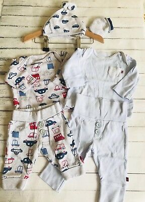 Baby Boys Clothes  Outfits Newborn- Cute Top & Jogger Outfits Bundle