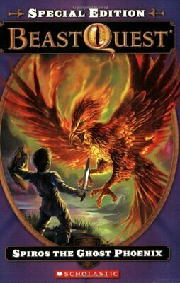 Spiros the Ghost Phoenix (Beast Quest) by Blade, Adam Book The Cheap Fast Free