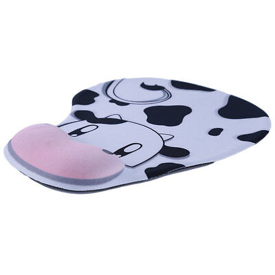 Cow Mouse Pad Softable Anti-Slip Professional Gaming Mouse Pad Mat 6A