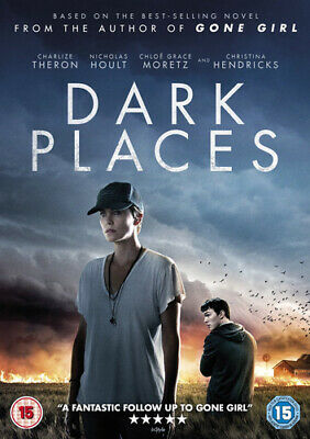 Dark Places DVD (2016) Charlize Theron, Paquet-Brenner (DIR) cert 15 ***NEW***