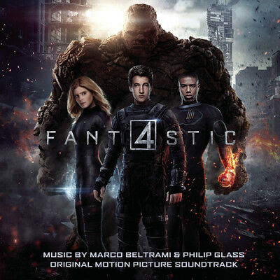 The Fantastic Four CD (2015) ***NEW***