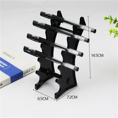 1Pc 6-Row Cosmetic Makeup Brush Pen Holder Display Stand Holder Tool Hot H