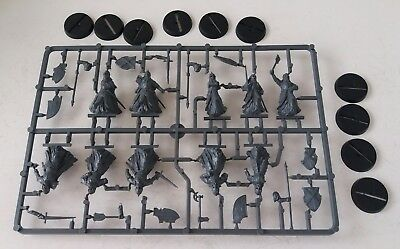 games workshop  Lord of the rings 10 plastic warriors of the dead