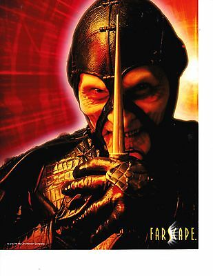 Wayne Pygram/Scorpius  (Farscape  8x10)  Photo