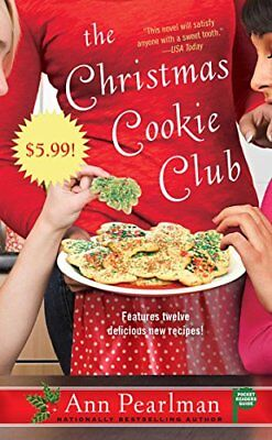 The Christmas Cookie Club by Pearlman, Ann Book The Cheap Fast Free Post